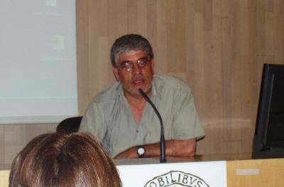 AMOP estuvo en la Asamblea de COPOE