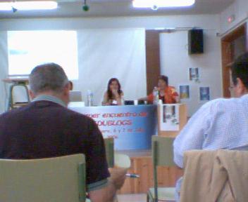 AMOP en el 1er Encuentro de Edublogs