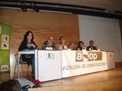 INFORME II ENCUENTRO ORIENTADORES AMOP